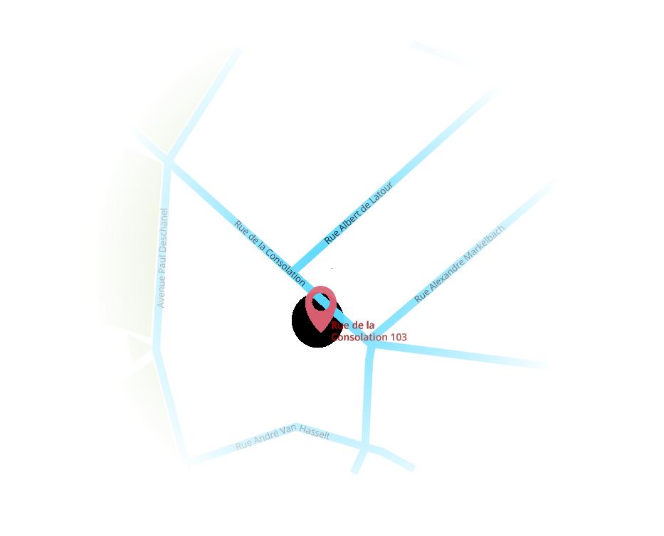 map bruxelles